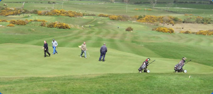 Baron Hill GC, Anglesey Golf Union