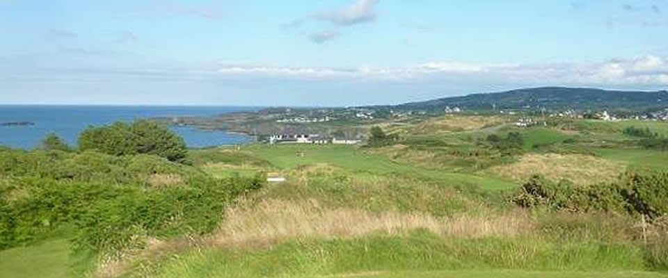 Bull Bay GC, Anglesey Golf Union