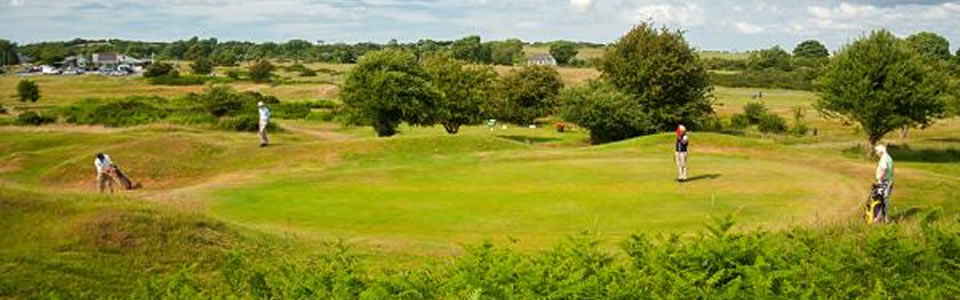 Holywell GC, Union of Flintshire Golf Clubs