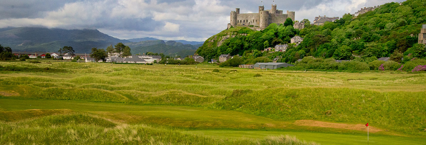 Royal St. David's GC, Caernarvon & District Golf Union